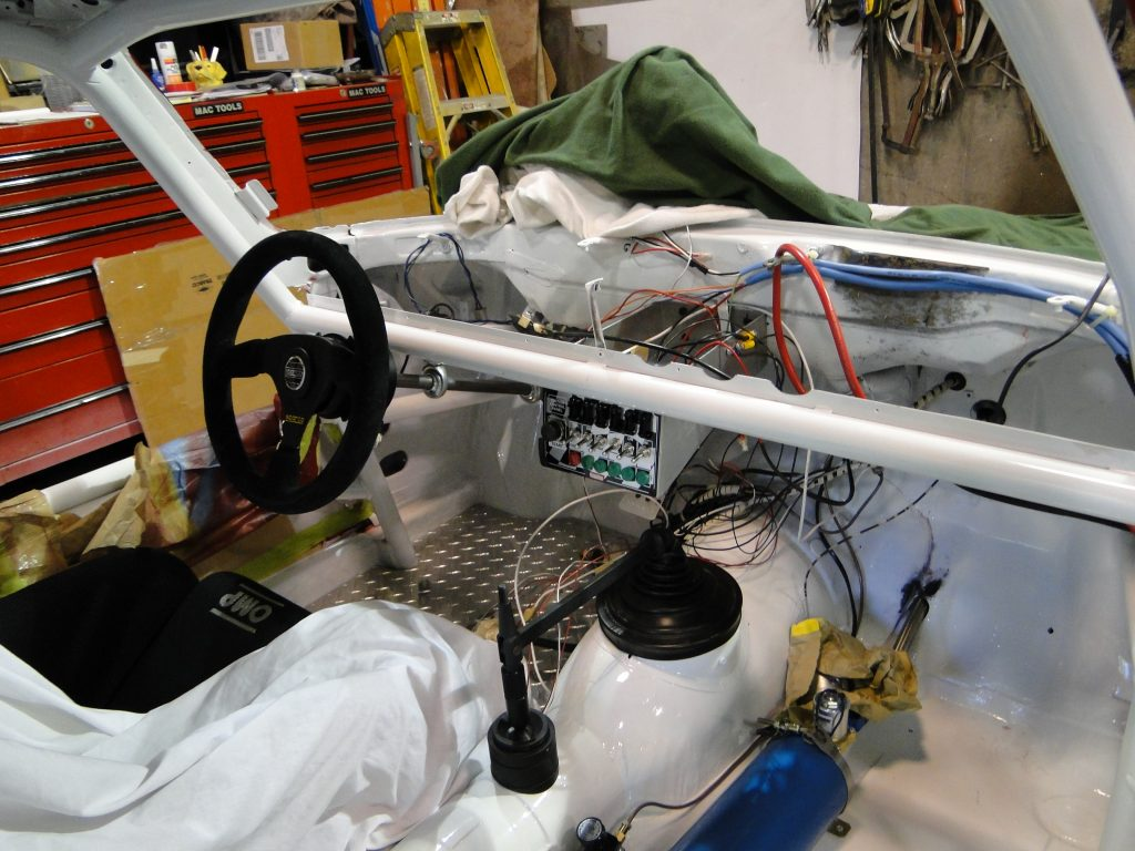 Roll Cage Fabrication and Installation | Autoworks Unlimited
